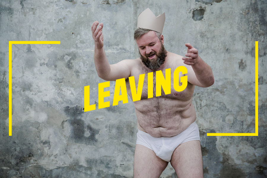 Leaving by Wayne Jordan